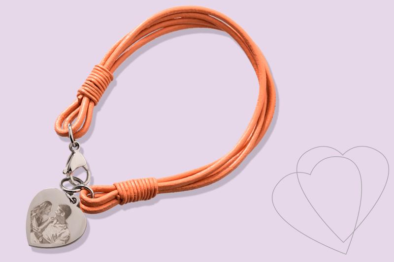 Valentinstags-Special von LOOXIS: Armband mit Gravur nur 17,90 € statt 31,90 €